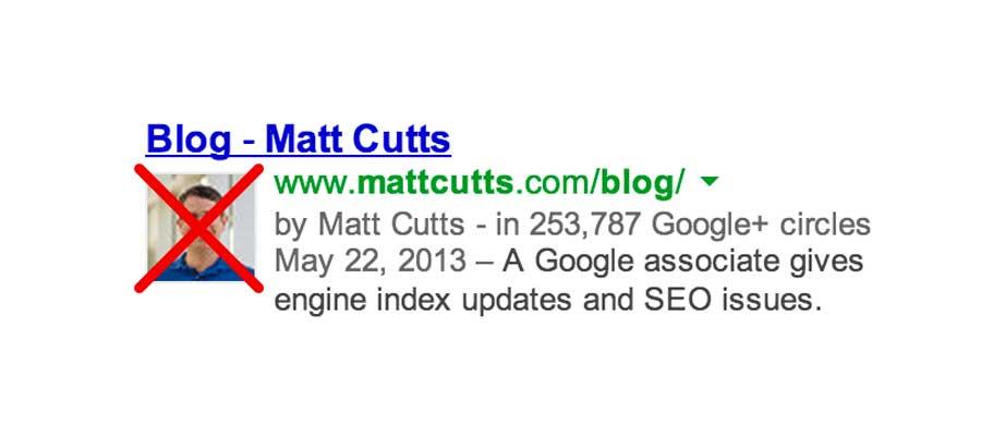 Google Auteurschap: Gedaan ermee!