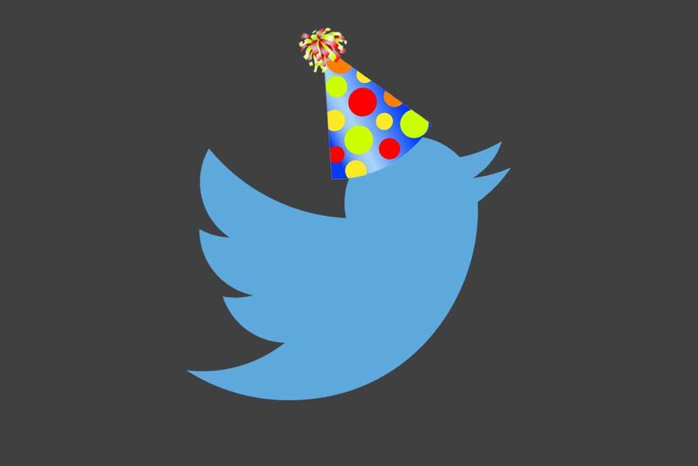 Twitter bestaat 10 jaar!