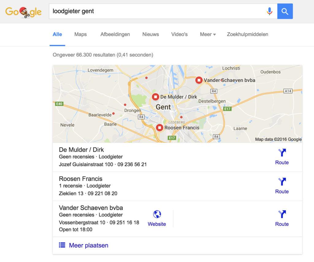 Google-lokale-resultaten